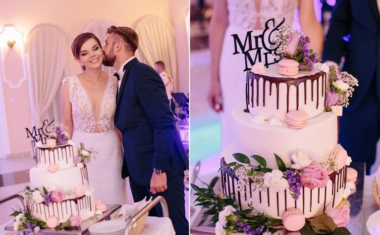 5 pytań i odpowiedzi dotyczących tortu weselnego