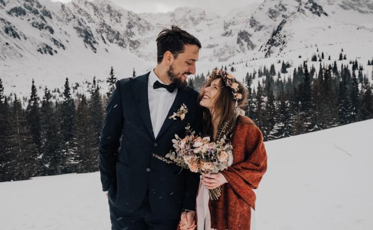 Prawdziwie górska miłość Ewy i Michała - teledysk ślubny, Produkcja: LOVESTORY WEDDING