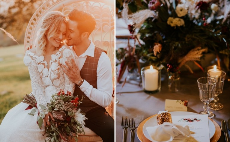 3 najgorętsze trendy ślubne tego lata