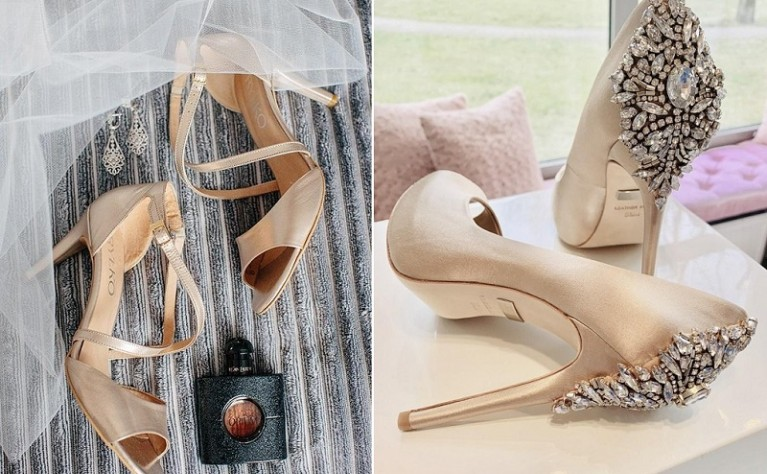 7 pomysłów na buty ślubne