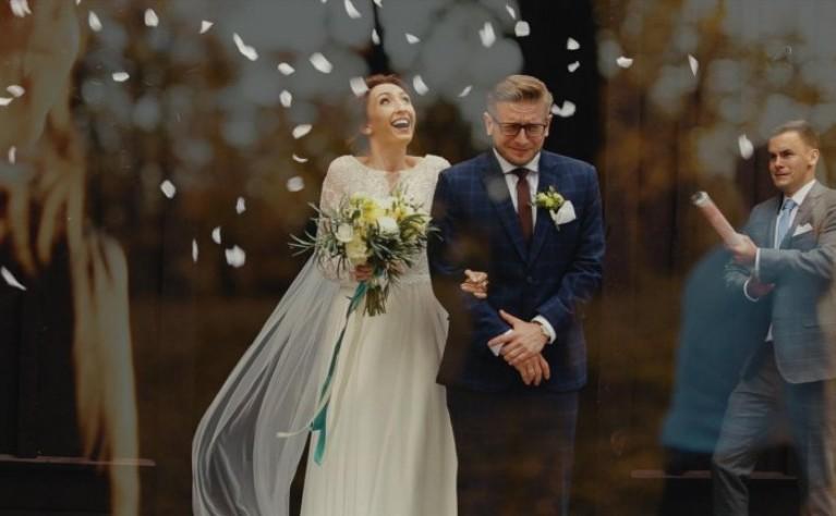 Ania i Maciek - klip ślubny, Produkcja: CAMON