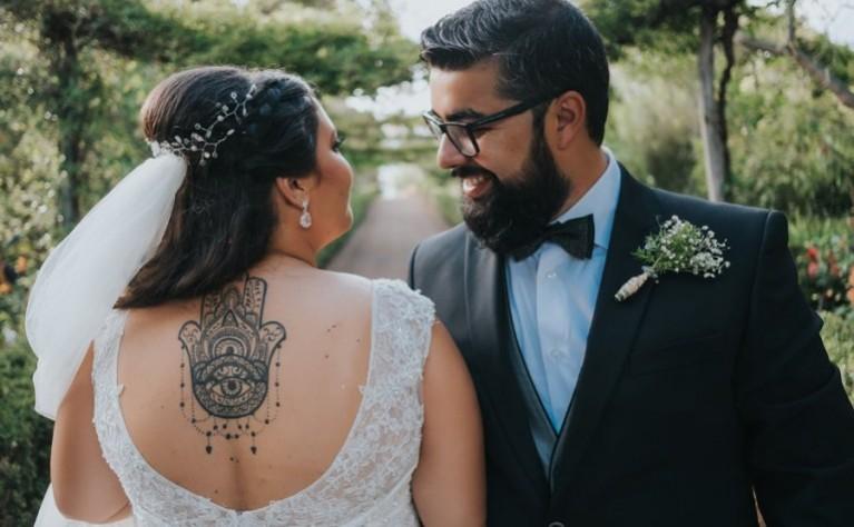 W Jaki Sposób Zakryć Tatuaż W Dniu ślubu