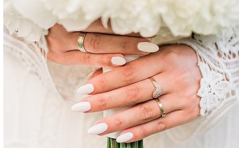 Najgorętsze Trendy Na ślubny Manicure W 2017 Roku