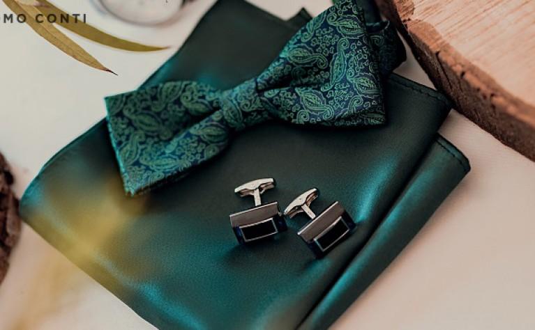 Jakie dodatki do garnituru ślubnego?