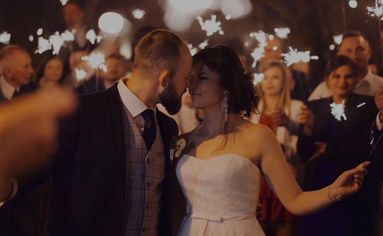 Emilia & Roland - klip ślubny, Produkcja: PRO-AUTHOR