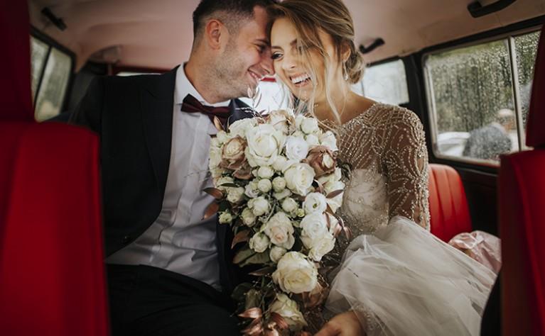 9 przyjemności, które czekają na Ciebie po ślubie