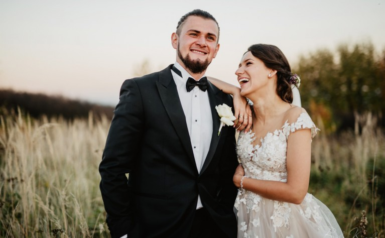 Weronika i Hubert - reportaż ślubny, Fotografia: Białe Kadry
