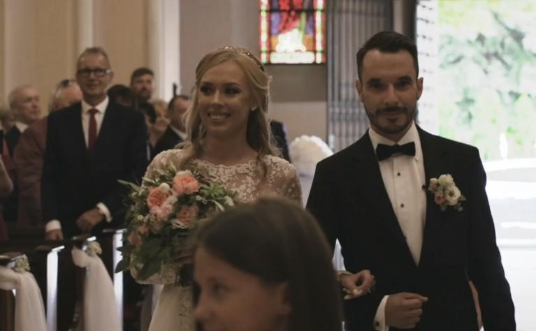 Milena & Jarek - klip ślubny, Produkcja: CHARLES-STUDIO