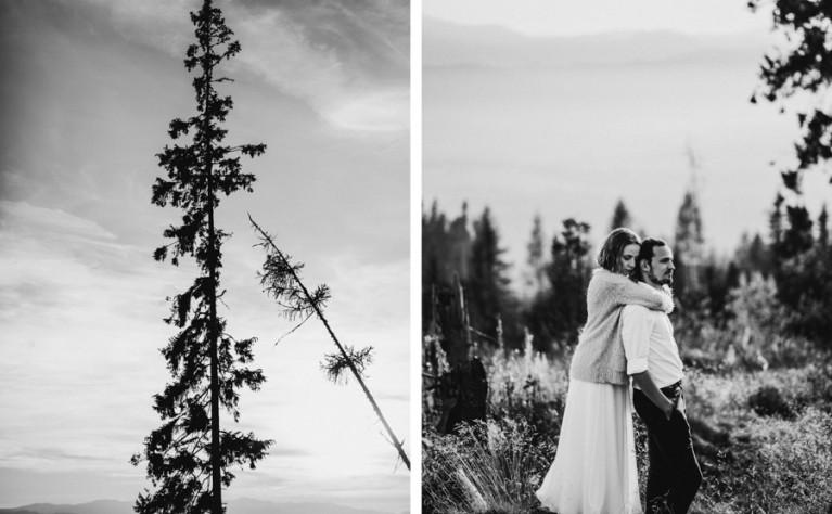 Sesja ślubna w Tatrach, Fotografia: FOTOTIKKA