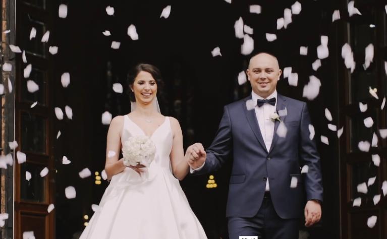 Tetiana i Piotr - teledysk ślubny, Produkcja: Charles-Studio