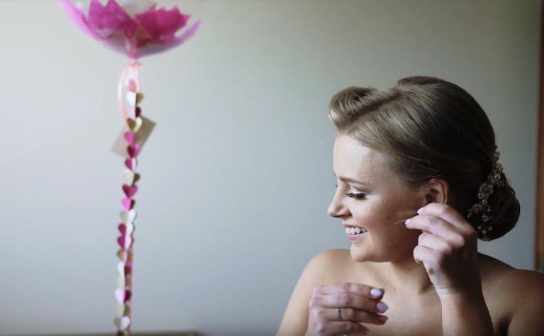 K&P - klip ślubny,  Produkcja:   Klatka po Klatce Studio Filmowe