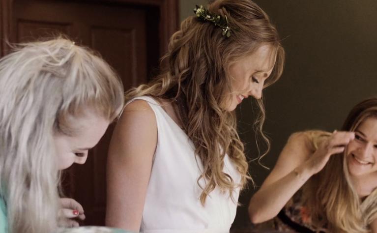 Alex & Jean - międzynarodowy ślub boho, Produkcja: Alpaka Wedding Videography