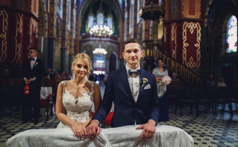 Daria i Wojtek - sesja i reportaż ślubny, Fotografia: Światłokolorowi