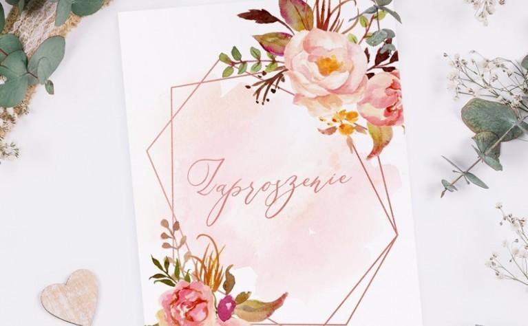 Najnowsze trendy w zaproszeniach ślubnych