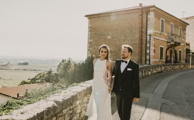 Ślub w Toskanii. Jedyny taki