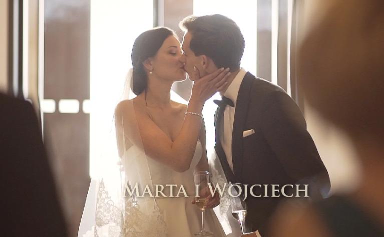 Marta i Wojciech - klip ślubny, Produkcja: pyrQa film studio