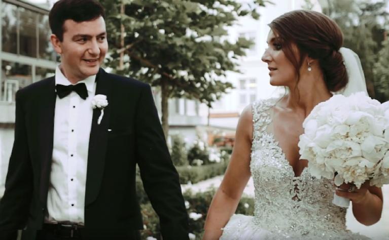Polsko – Amerykański ślub Pauliny i Jasona, klip produkcji: Lovely Film