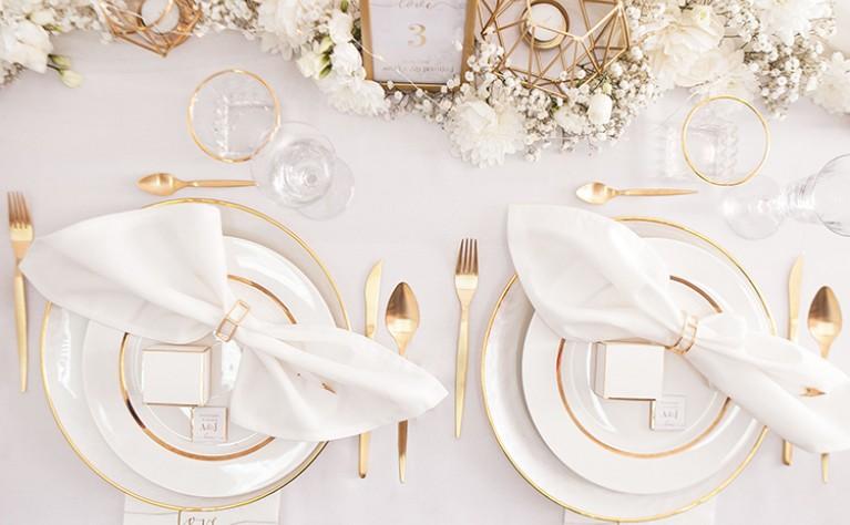 5 Kolekcji ślubnych, które skradną Wasze serca – najpiękniejsze dekoracje na ślub i wesele