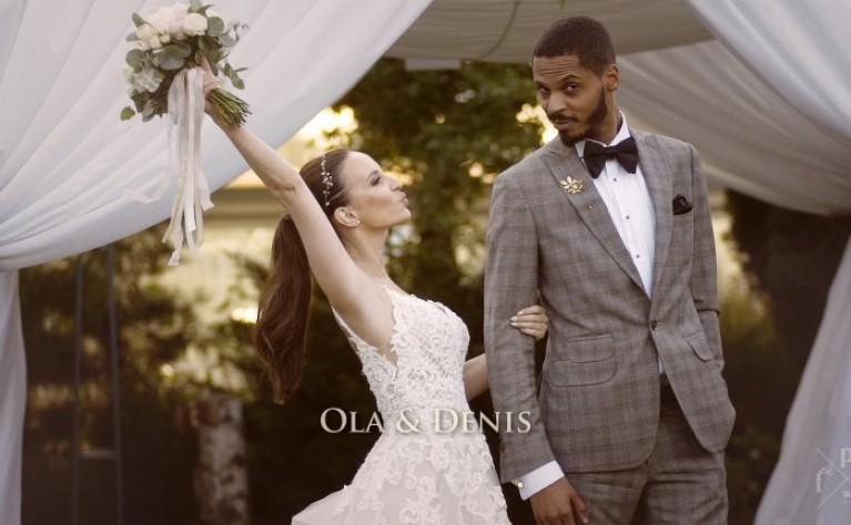 Ola & Denis - teledysk ślubny, Produkcja: pyrQa film studio