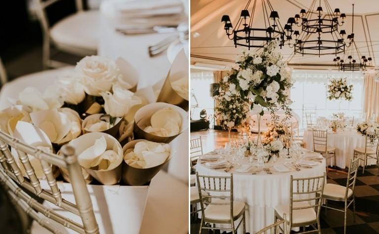 Jak zaoszczędzić na kwiatowych dekoracjach ślubnych?