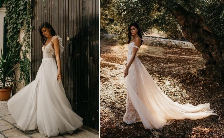 Kolekcja sukien ślubnych Apulia 2020 od ELIANAKRESA