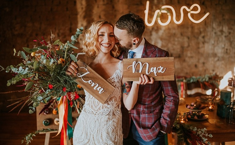 Sesja ślubna w Stodole Dyrkowo Karo & Piotr, Gałązka Fotografia