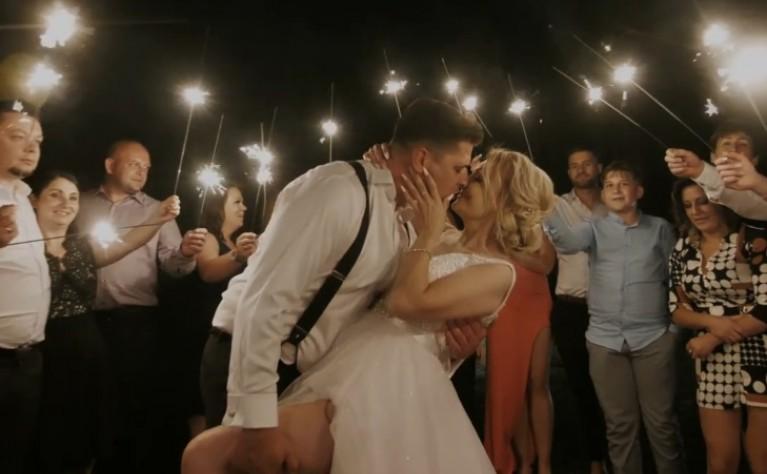 MARTA & MATEUSZ - klip ślubny, Produkcja: DELTAPIX