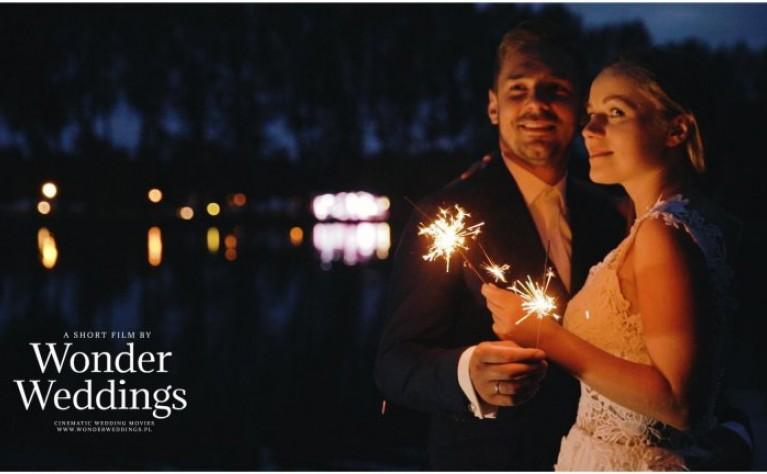 Asia i Kamil - krótki film ślubny, Produkcja: Wonder Weddings