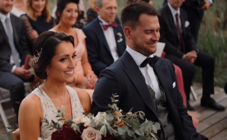 Joanna & Jakub - klip ślubny, Produkcja: Dave Studio