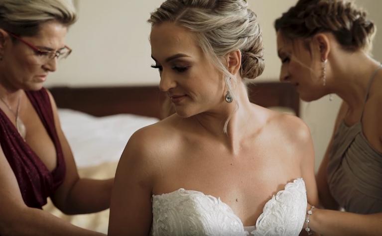Polsko-amerykański ślub Ady i Michaela, Produkcja: Klatka po Klatce Studio Filmowe