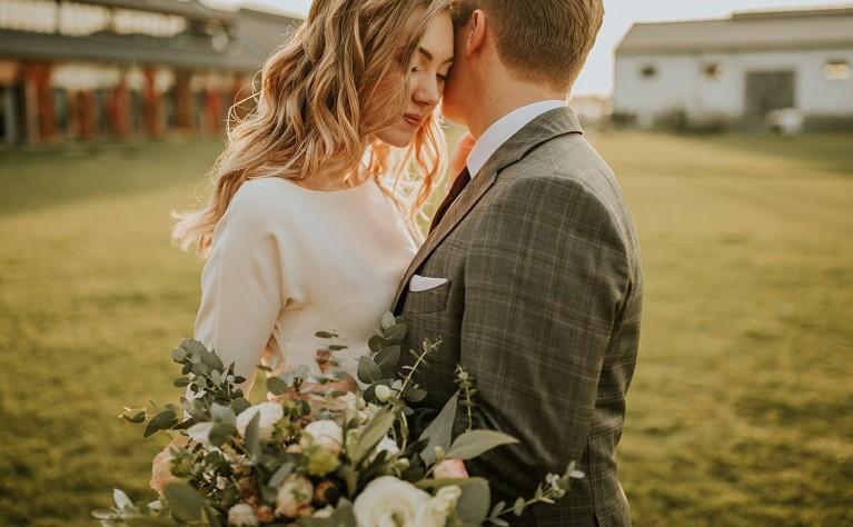 Klaudia & Michał - plenerowy ślub w  Ceglarnii, Fotografia: GAŁĄZKA FOTOGRAFIA