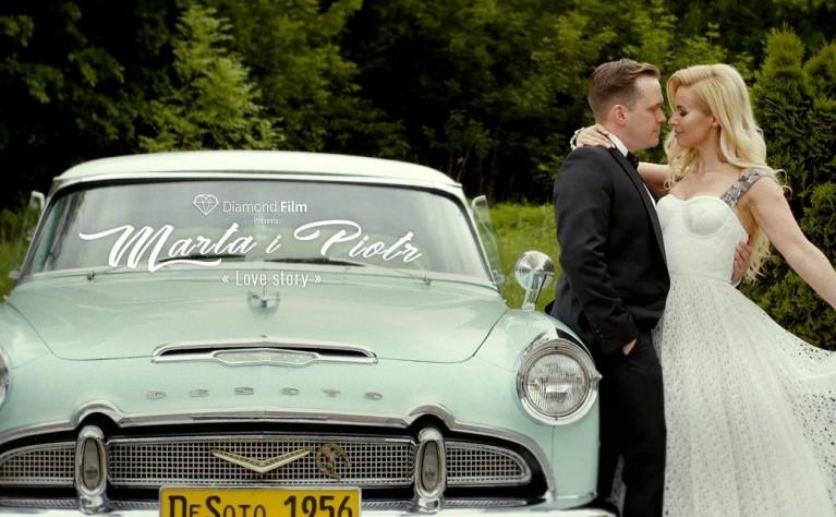 Polsko-litewski ślub Marty i Piotra, Produkcja: Diamond Film