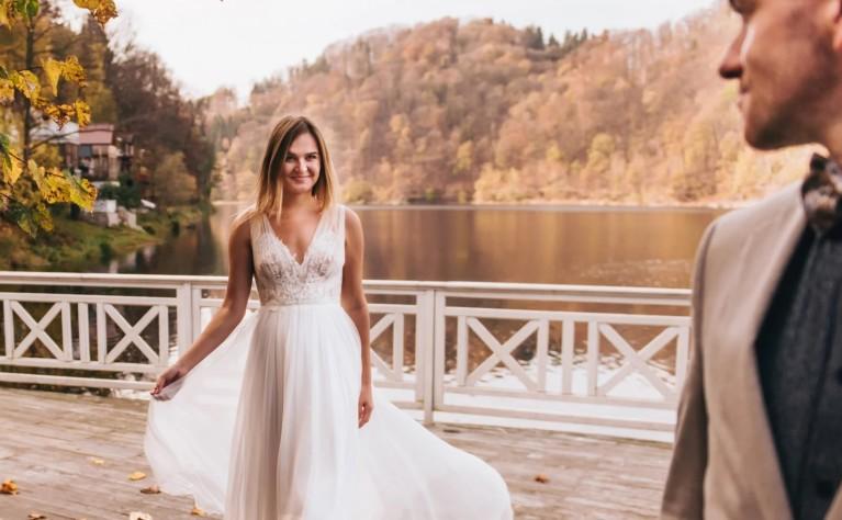 Justyna i Łukasz - Rancho Stefanów - Film Ślubny Kameralowe