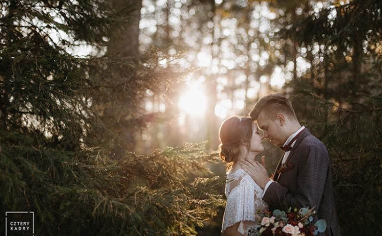 Ola i Norbert - rustykalne wesele w stodole, Fotografia: Cztery Kadry
