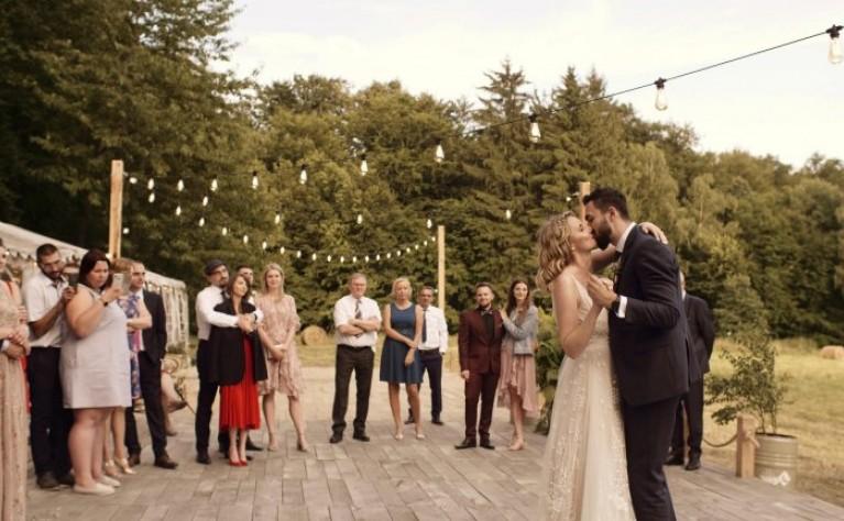 Dwór Dawidy | Ślub i Wesele w plenerze - Alpaka Wedding Videography