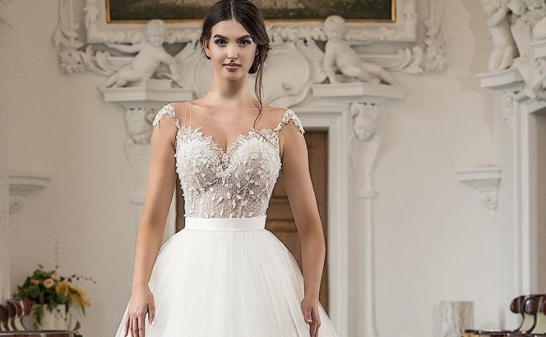 Kolekcja sukni ślubnych MS Moda na sezon 2021