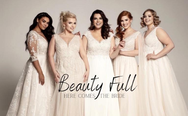 Panna Młoda piękna w każdym rozmiarze. Kampania Beauty Full uczy akceptacji ciała