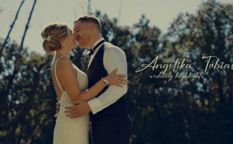 Angelika i Tobias - klip ślubny, Produkcja: PRO-AUTHOR