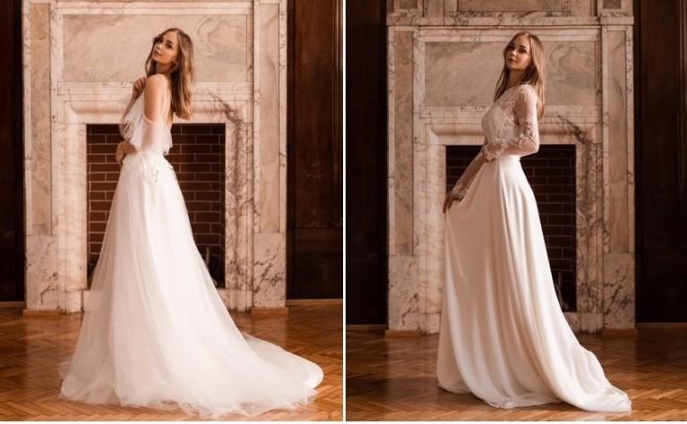Powrót do bajkowych opowieści – nowa kolekcja sukien ślubnych Karoliny Seeger