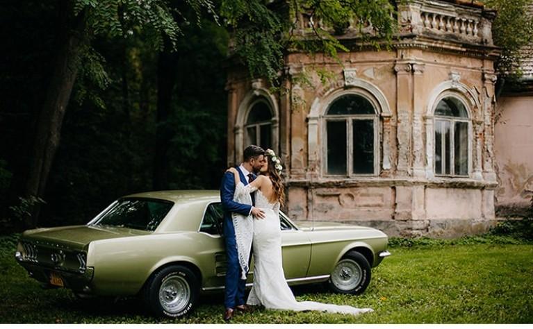 Kasia & Paweł – Imperial Wedding, fotografia: Cztery Kadry