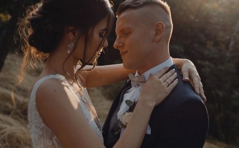 Barbara i Damian klip weselny, produkcja: PRO-AUTHOR