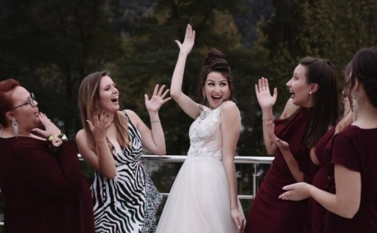 Joanna & Mariusz Wedding Highlights, Produkcja: Makrowizja Studio