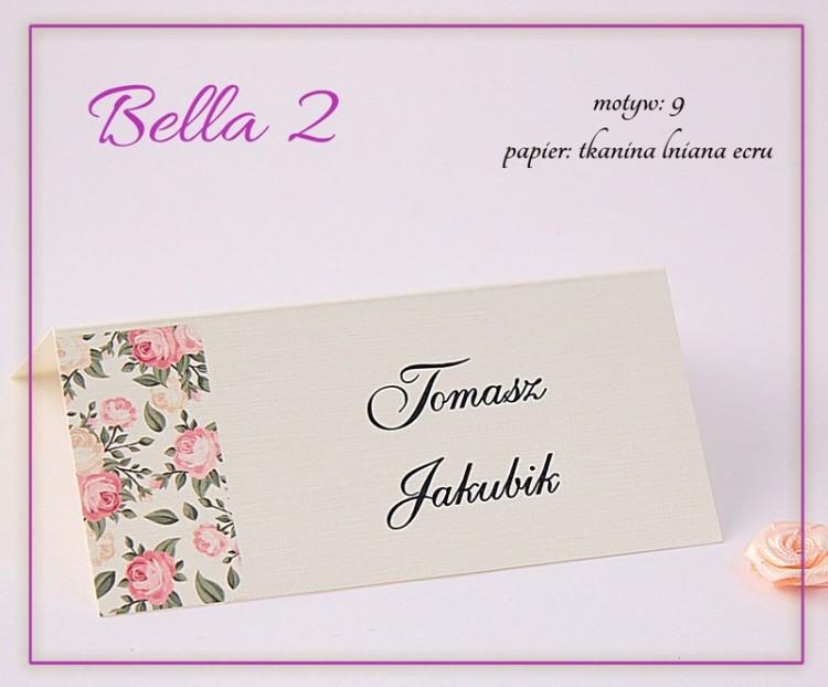 Winietki Bella 2 - kpl. 10 szt.