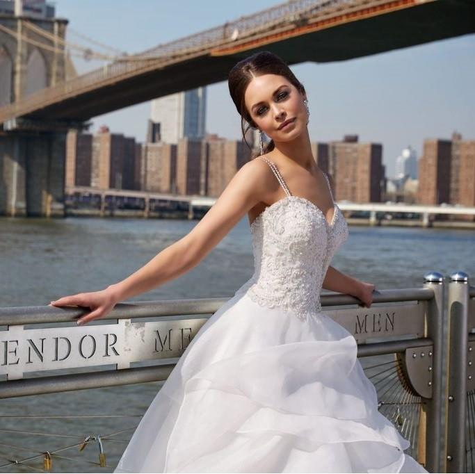 Suknia Ślubna Mori Lee - FINA 51222