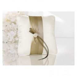 Poduszka kwadratowa pod obrączki, w woreczku 1 szt