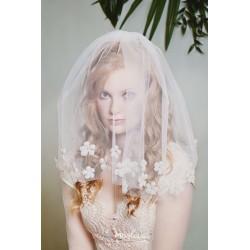 Suri | welon z kwiatami i kryształkami