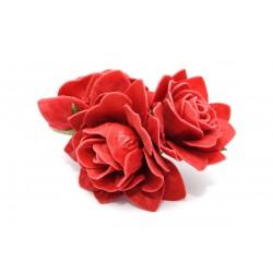 Grzebyk ślubny rose alert