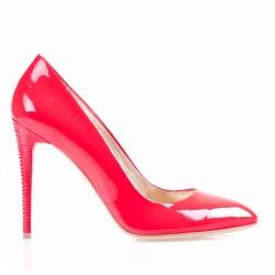 Kobiece czerwone szpilki sopelki  Conhpol woman