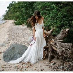 Piękna suknia ślubna Rue De Seine