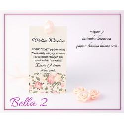 Zawieszki Bella 2 - kpl. 10 szt.